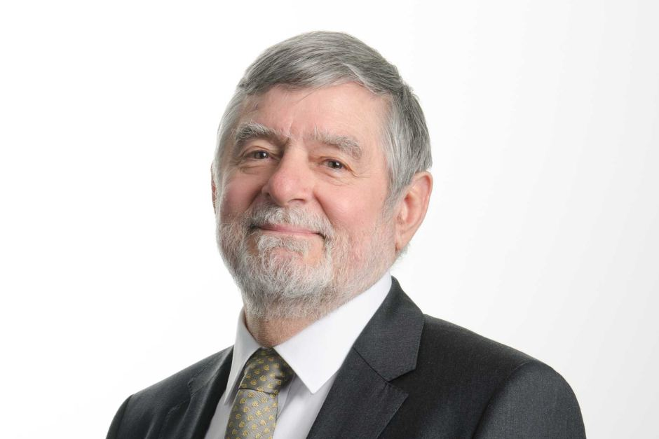 Professor Jim Patrick